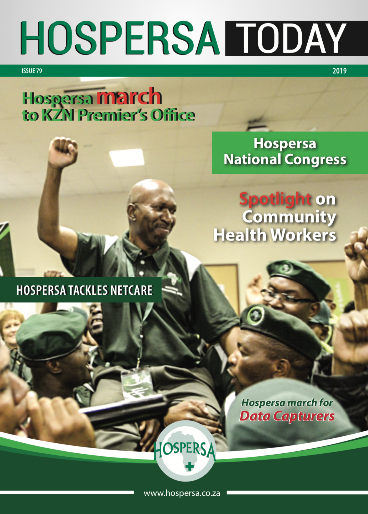 HOSPERSA TODAY MAGAZINE
